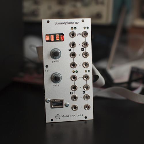 Soundplane-cv REV 2.0